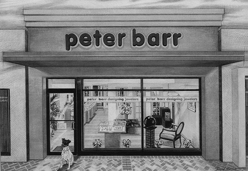 Peter Barr notecards