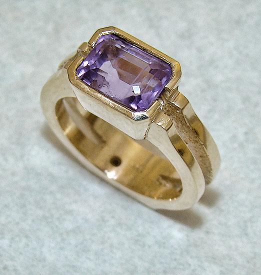 Amthyest Ring #169