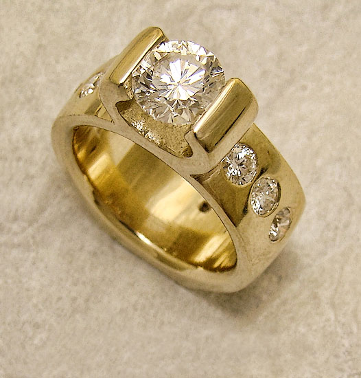 Diamond Band - Custom #162